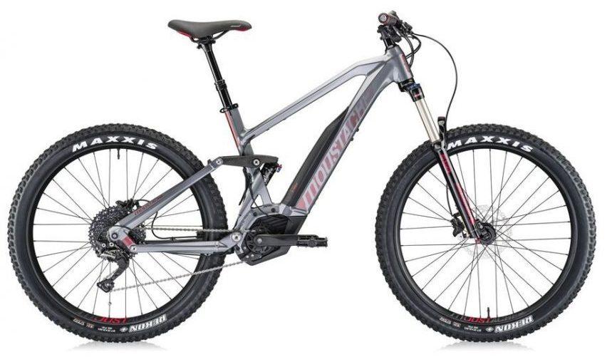 La Moustache Samedi 27 Trail 4W, una bicicleta de montaña con motor eléctrico