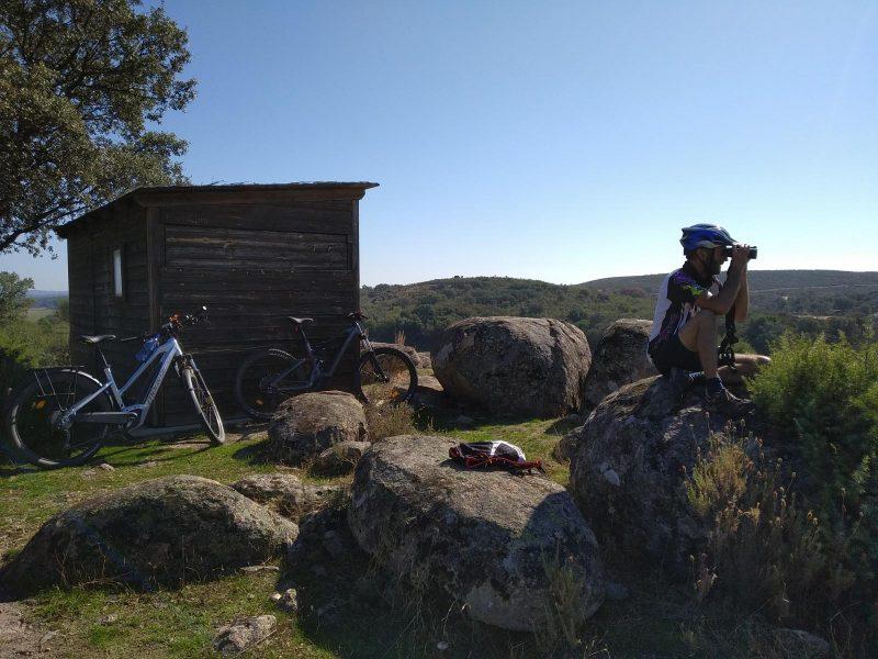 Ruta Ornitológica Las Tejoneras Candeleda