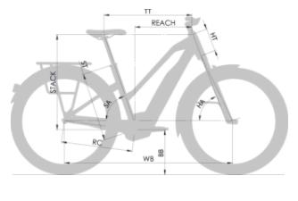 Alquiler Bicicleta eléctrica Moustache en Gredos