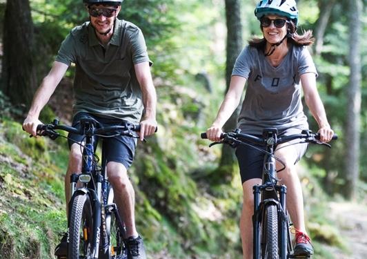 Rutas guiadas con bicicletas eléctricas en la sierra de Gredos
