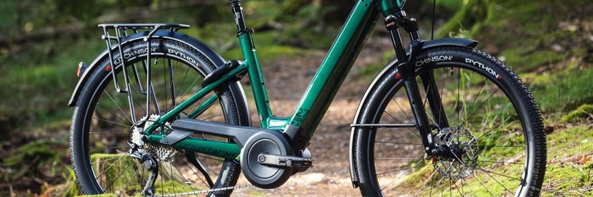 Outlet de bicicletas eléctricas de alta gama en la Sierra de Gredos. Candeleda